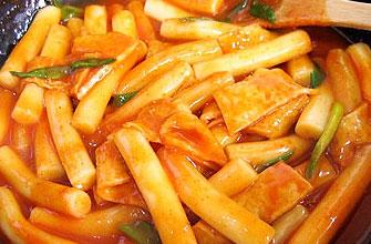 トッポッキ|韓国料理レシピ|新大久保・コリアンタウン情報ならWOW新 ...